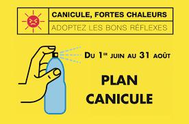 Inscriptions – Plan Canicule 2020