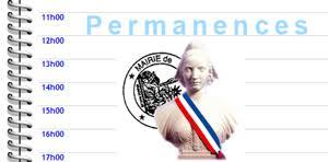 Permanences annexe Cantenac