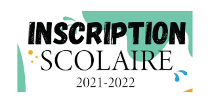 Inscription PS – Année Scolaire 2021.2022
