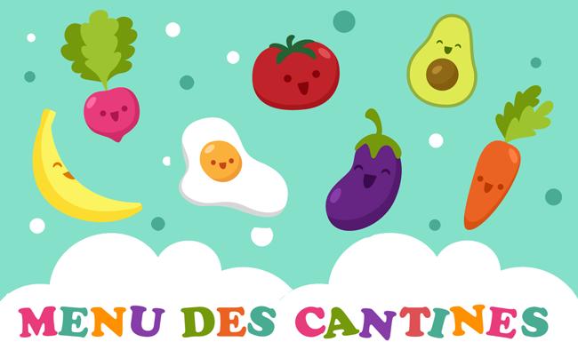 Rentrée scolaire – Menus et goûters disponibles