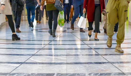 Fin du passe sanitaire dans les centres commerciaux